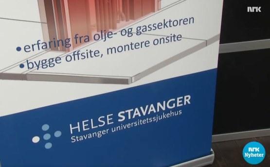 Bilde av plakakt SUS2023 på Stavanger Energy Conference 2017