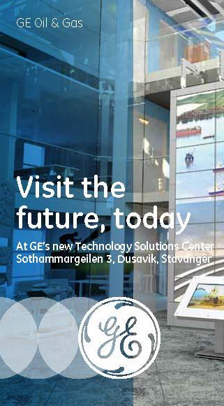 GE Technology Centre 2014