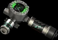 Gassdetektor Gas leak detector Punkt MSA Ultima X5000 Gassmåler portable gasslekkasje Natural gas Senscient Gassonic Gassalarm Ultrasonic Akustisk Sniffer
