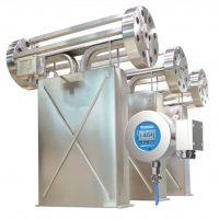 Flowmeter Coriolis mengdemåler massemåler flowmåler med transmitter fra Rheonik