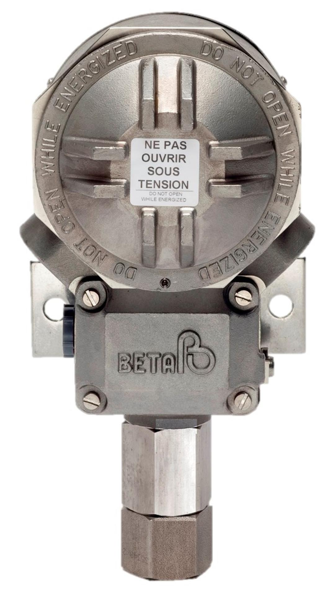 Trykkbryter Temperaturbryter Pressure temperatur switch Explosion proof safety SIL2 Beta