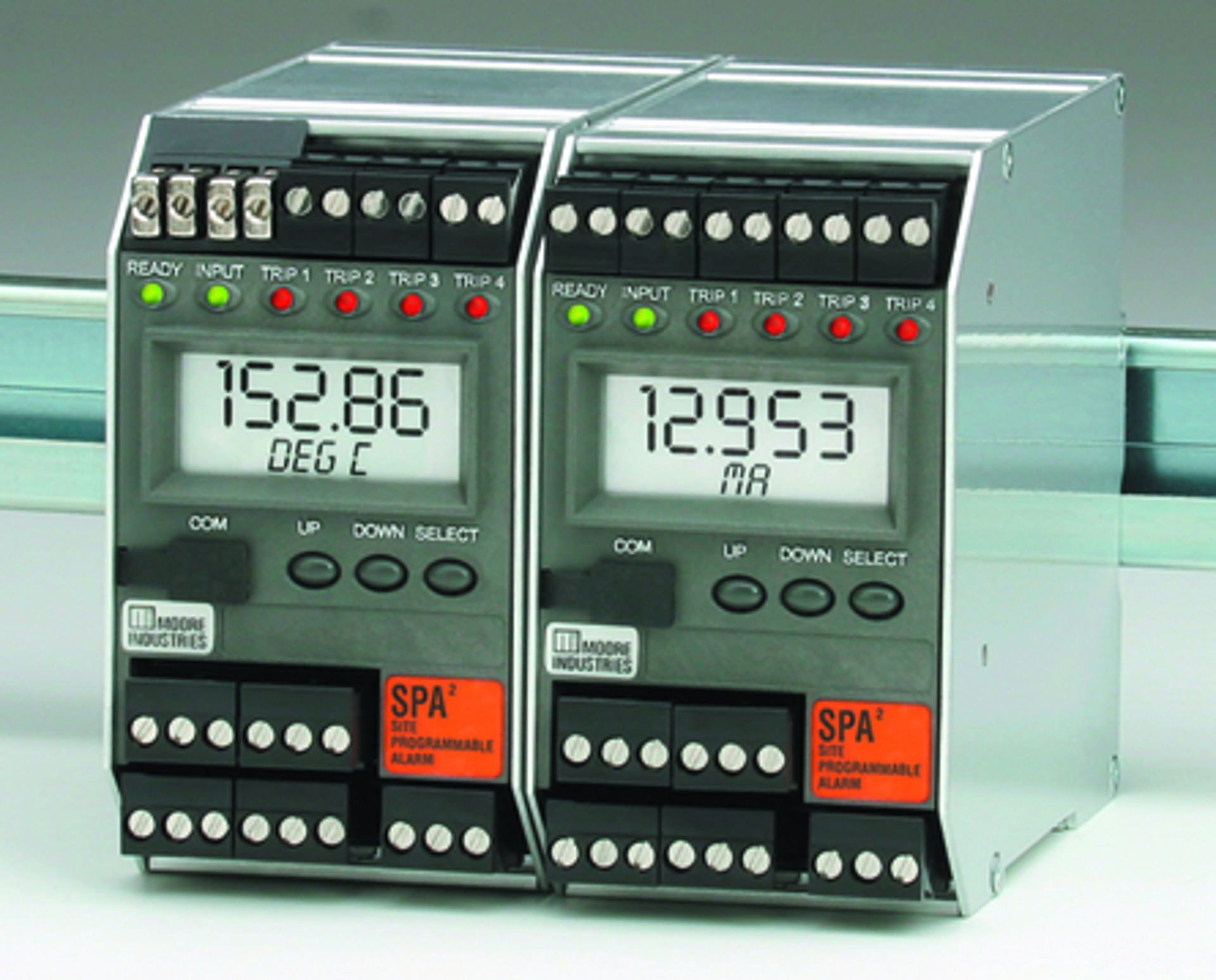 Signal converter omformere Interface transmitter Moore Industries