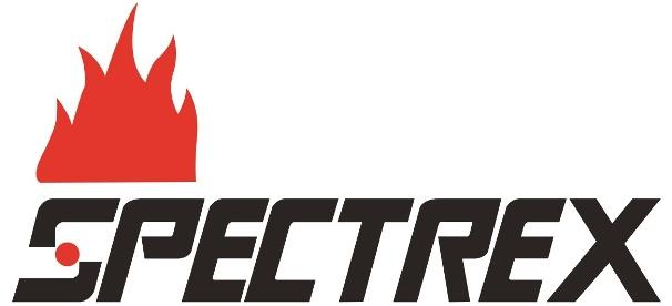 Spectrex Logo Flammedetektor Flame detector Gassdetektor gassmler gassalarm gasslekkasje Gas leak detector sensor IR Infra red ATEX Forhandler Norge