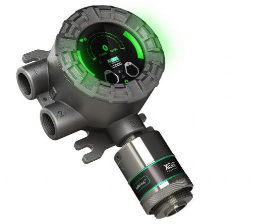 Gassdetektor Gas detector Transmitter Gas leak detector Gasslekkasje gassmåler gassalarm portable portabel MSA Safety Ultima X5000