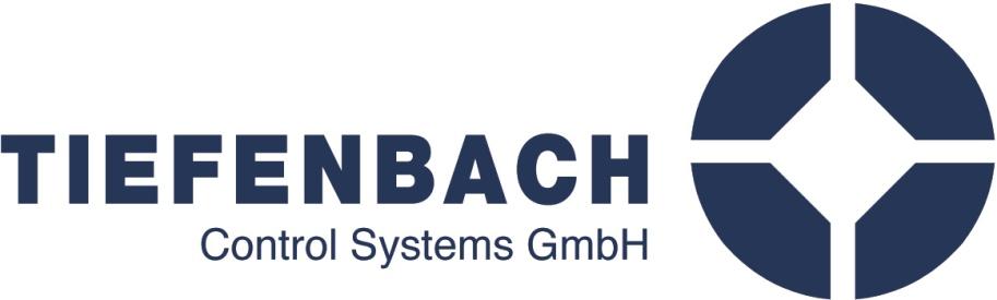 magnetventil solenoid ventiler hydrauliske Ex valve hydraulic Tiefenbach Logo