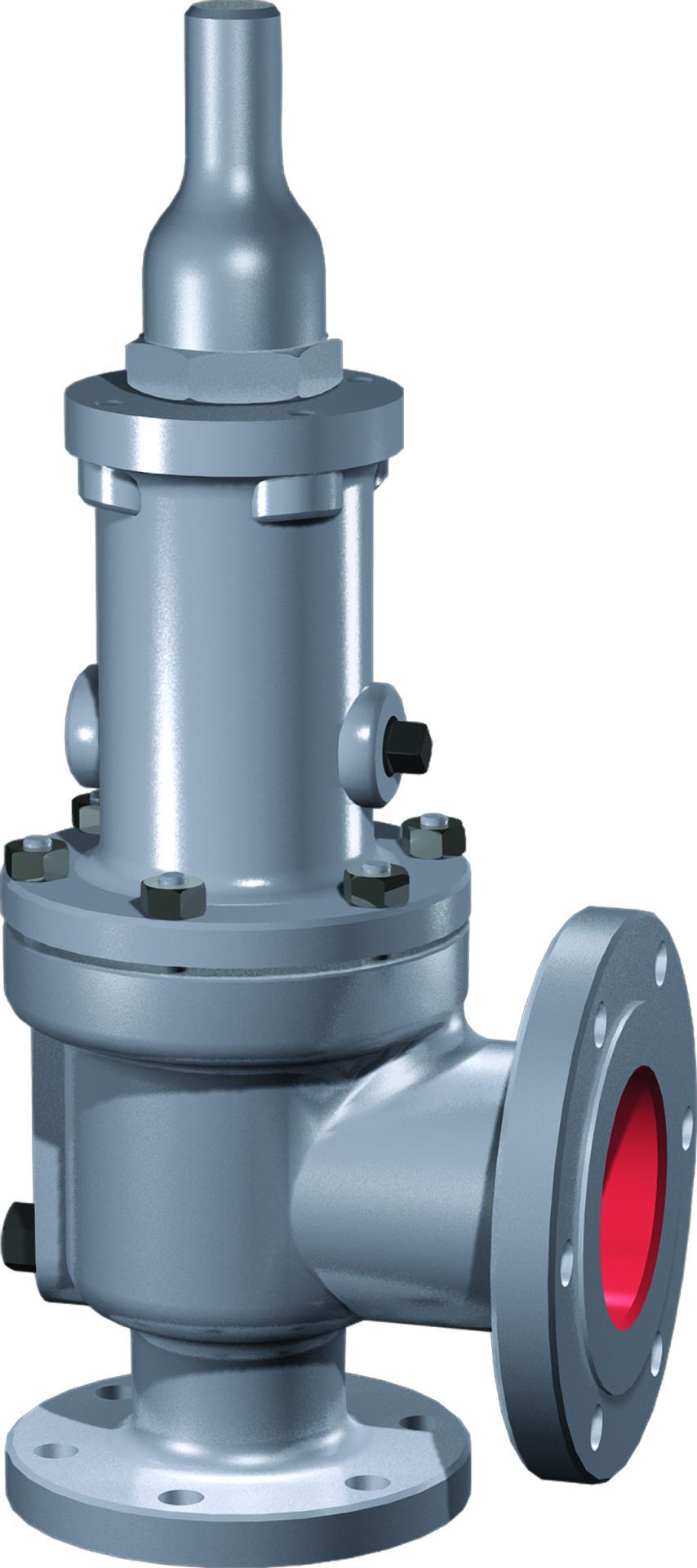 sikkerhetsventiler pressure safety relief valve SRV valve trykk Dresser Consolidated Baker Hughes Model 1900