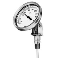 Thermowell Termoelement Temperatur transmitter Thermo lomme Bimetall termometer Rueger