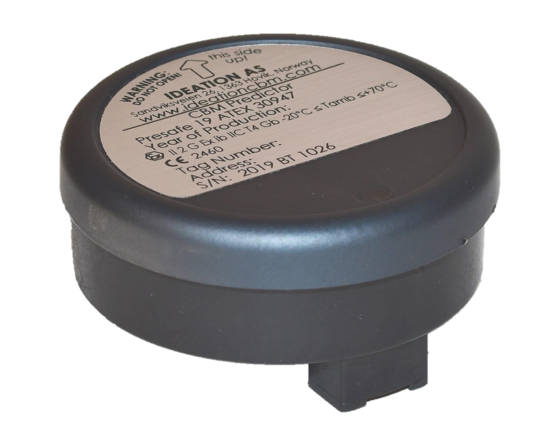 CBM predictor Condtion Based Maintenance Tilstandsbasert vedlikehold Wireless sensor Ideation