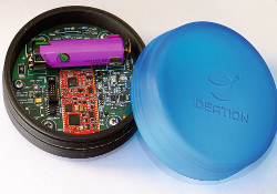 Ideation trådløs intelligent predictor sensor CBM Condition Based Maintenance tilstandsbasert vedlikehold
