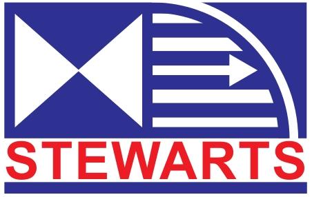 Stewarts Ball valves nåleventil kuleventil manifold DBB double block and bleed valves Logo Forhandler distributr Norway Norge