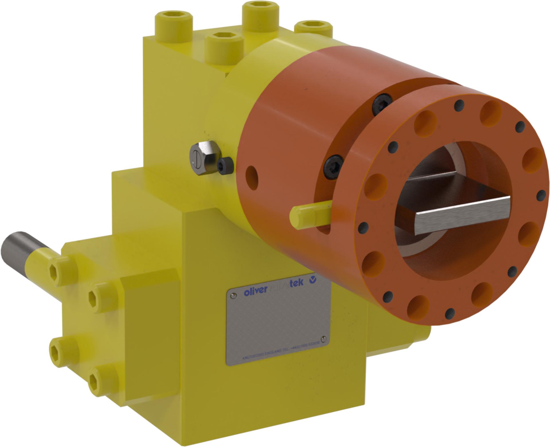 Subsea ballgate valves Oliver Valvetek kuleventil Subsea manifold offshore Subsea Distributr Norge Norway
