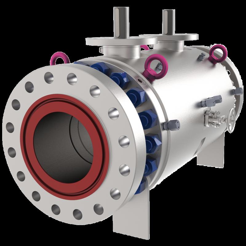 ball valve kuleventil DBB double block and bleed gate ventil check ventil trunnion floating ballvalve Velan ABV