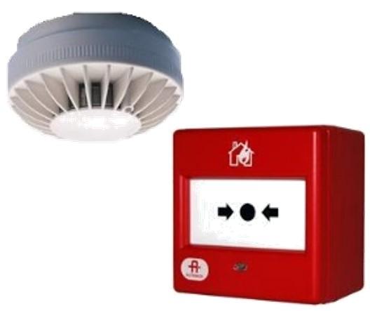 Brann gass detektor fire gas detector offshore plattform Autronica MEDC