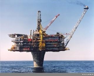 Nivmling tank guided wave radar Draugen offshore plattform