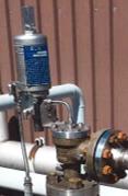 Sikkerhetsventiler pressure safety relief valve SRV Pilot ventil opprinnelig løsning