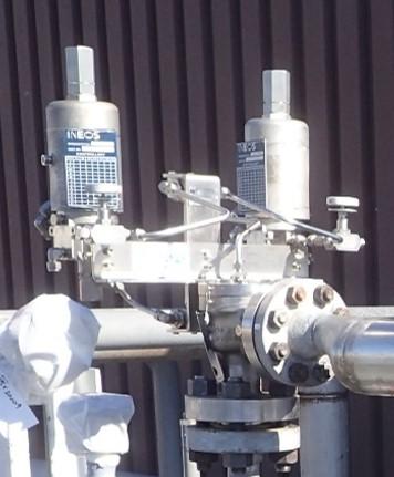 Sikkerhetsventiler pressure safety relief valve SRV Dual pilot med changeover unngå shutdown driftsstans produksjonen