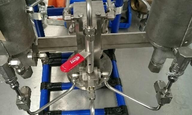 Sikkerhetsventiler pressure safety relief valve SRV Dual pilot Shutdown driftsstans produksjon