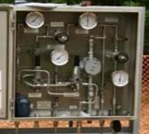 Ventiler beskytter mot trykkbølger i rørledninger Panel Flexflo anti-surge valve