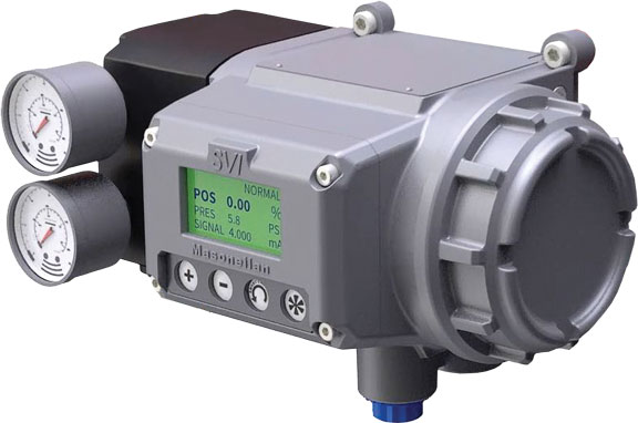 positioner ventilstiller svi 3 Masoneilan valves